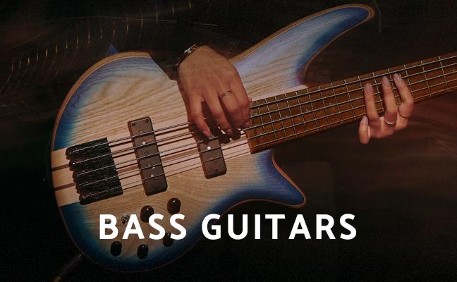Base guitars